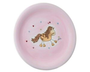 Mila Galopp mein Pony Teller - Geschirr - Keramik