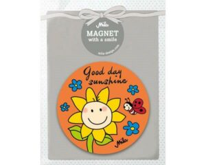 "Mila Magnet Sonnenblume ""Good day sunshine"""