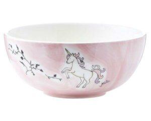 Mila Einhorn Schale - Kinderschale - Keramik Geschirr