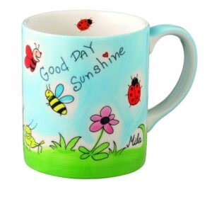 80024 Mila Good day sunshine Becher Blumenwiese