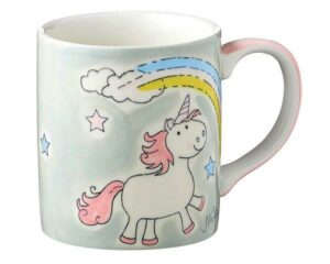 80422 Mila Magic Beauty Einhorn Becher