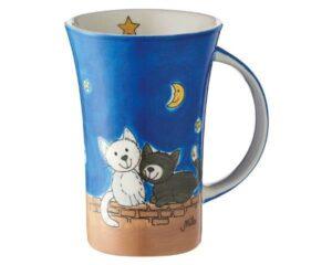 Mila Nachtkatzen II Coffee Pot - Nightcat neu - 500 ml