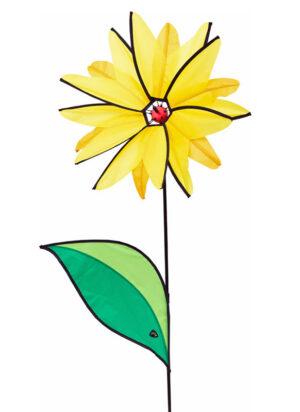 HQ Windspiel Blume - Invento Hibiscus Flower Windrad 45 x 105 cm