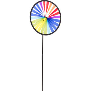 Ecoline Magic Wheel Windspiel Windrad aus Segeltuch - Chinarad