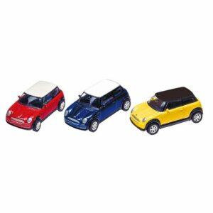 Modellauto Mini Cooper 12031-mini-cooper-modellauto-rueckzugmotor-spitzguss