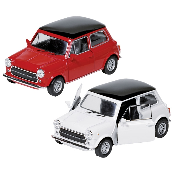 welly modellauto mini cooper 1300 spritzguss 1 38. Black Bedroom Furniture Sets. Home Design Ideas
