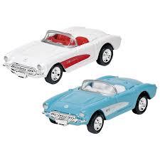 Modellauto Chevrolet Corvette 12201-chevrolet-modellauto-rueckzugsmotor-1