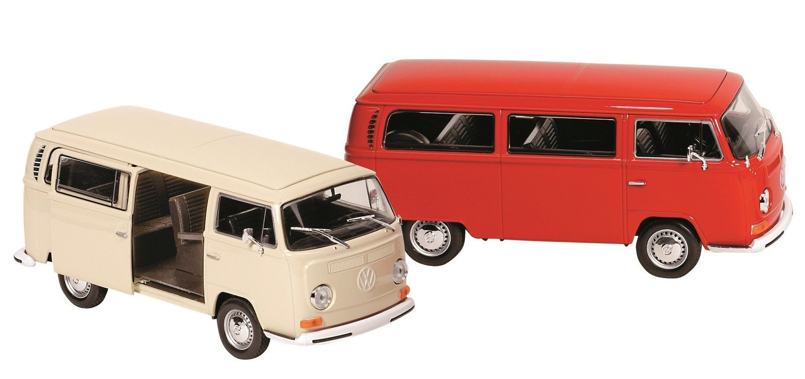 welly modellauto vw bus t2 1972 volkswagen bulli. Black Bedroom Furniture Sets. Home Design Ideas