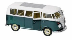 Modellauto 1962 Volkswagen Classical Bus 12203