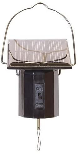 Solar Drehmotor Outdoor - Iron Stop Solar Powered Spinner Motor