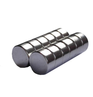 12er Set Power Magnete - Haftmagnet - Kraftmagnet - Neodymmagnete