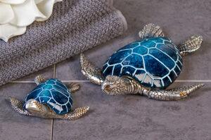 Schildkröte Josie - Badezimmerdekoration - Schildkröte Figur 159973