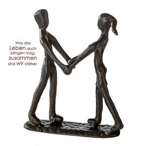 Mini Skulptur Together
