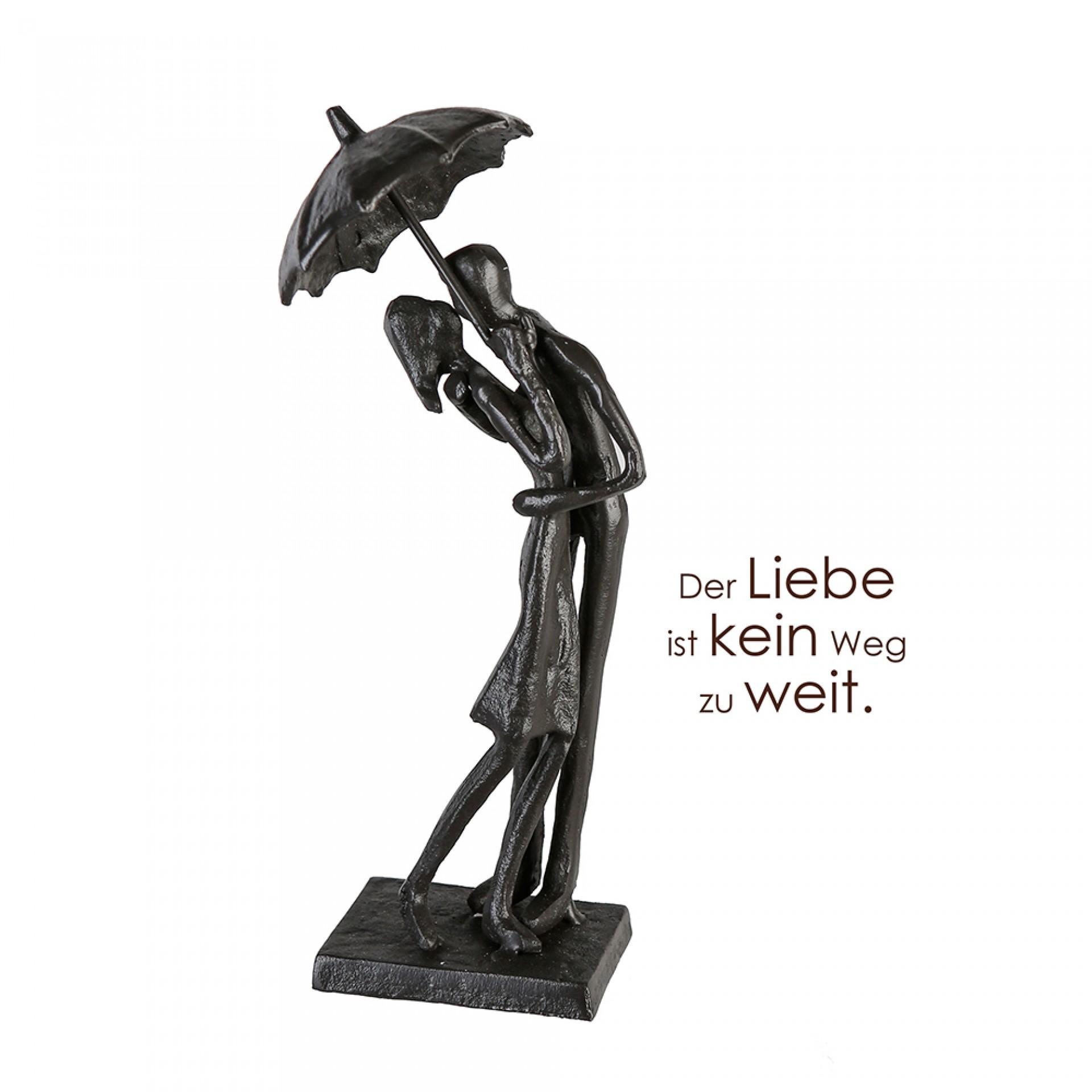 Historische Baustoffe Skulptur Statue Figur Liebespaar Liebe Paar Hochzeit Eisen Garten 65cm Onebitjr Com Br