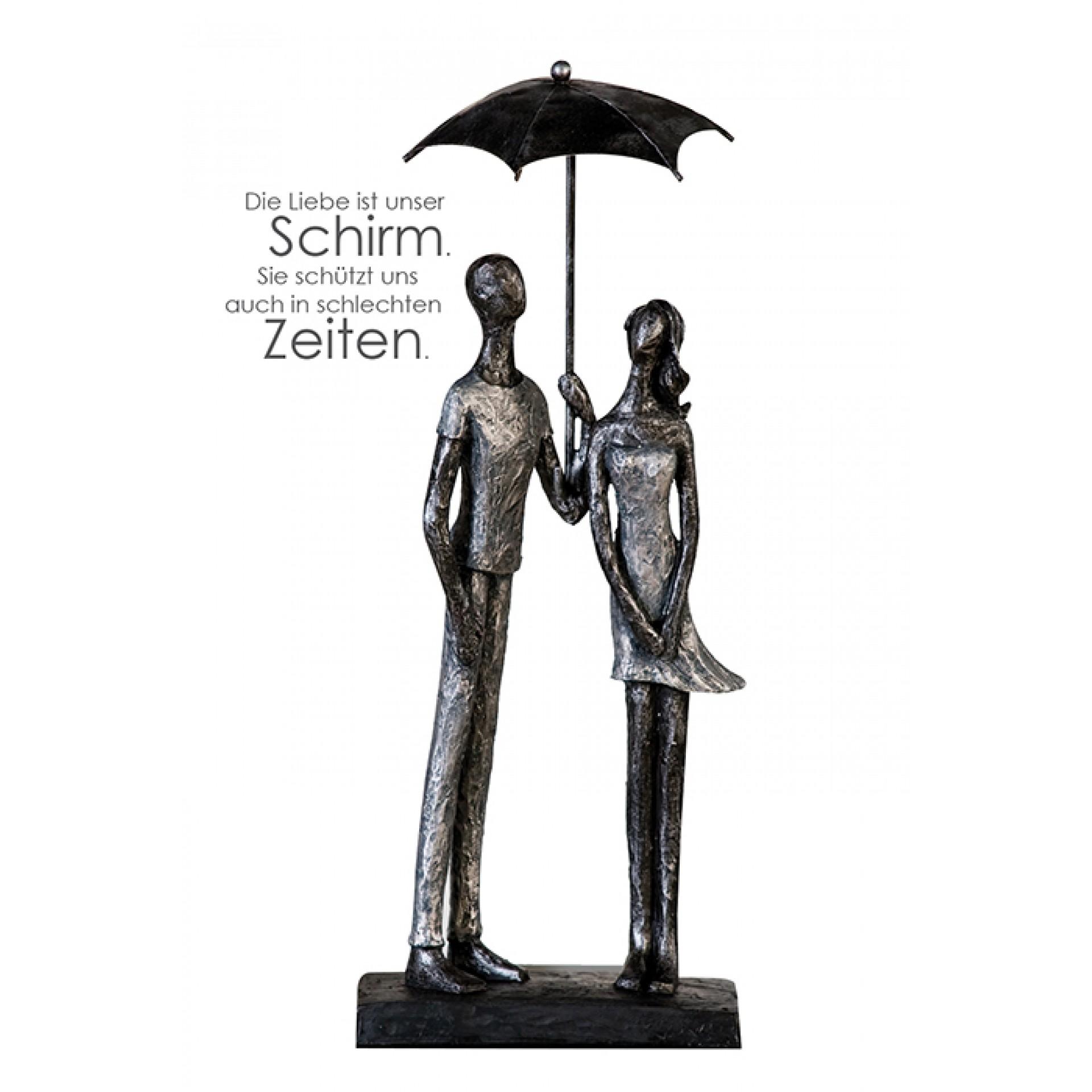Keramik Eule mit Metallbeine Dekoration Figur Skulptur Wohnen Fensterdeko Flur