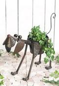 Blumentopfhalter Hund