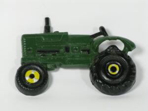 Flaschenöffner Traktor, Wandflaschenöffner Trecker grün aus Gusseisen2218_0.jpg