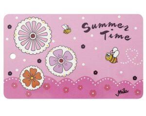 24704 Mila Summertime Resopal Frühstücksbrettchen Sommer Frühstücksbrettchen