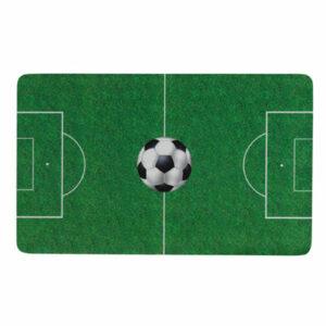 Fußballfeld Frühstücksbrettchen - aus Resopal 26507