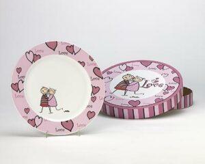 Mila Love - Porzellan-Teller - Geschirr