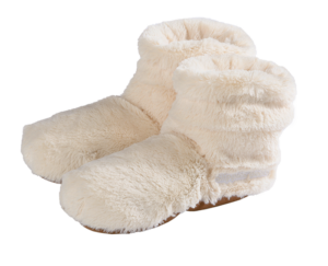 WARMIES® SLIPPIES® Boots - Leben auf warmen Fuß - BOOTS DELUXE BEIGE (37-42)