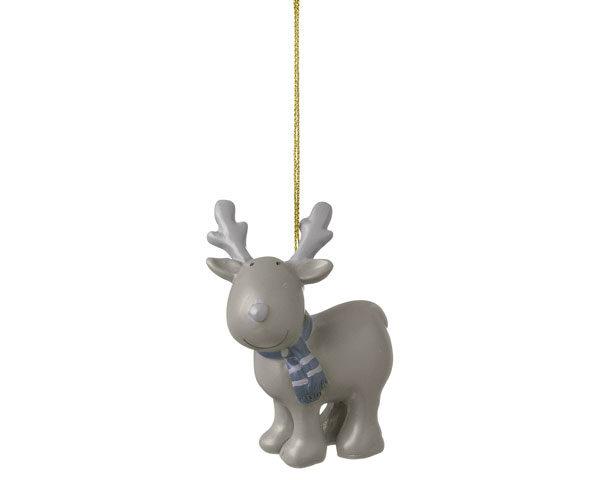 Deko Figur Elch - MILA Elch Gustavsons stehend 44412