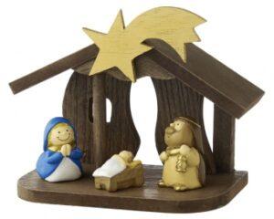 Mila Krippenfigur Jesus aus der Weihnachtskrippe