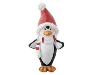 Mila XXS Pinguin Dekofigur Miniatur Setzkasten