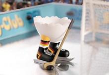 Original Speedy & Friends Eierbecher Eishockeyspieler 405322