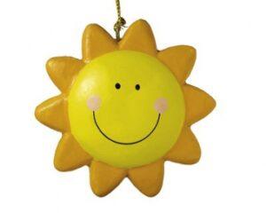 "Mila Sonne ""Let's smile"" - Figur Springtime, hängend"