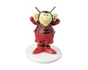 Mila xxs Käfer Figur Glückskäfer - Mini Marienkäfer