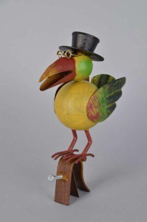 Regenrinnenvogel Lothar Dachschmuck Vogel Regenrinnenvogel 460379-036-275_s