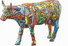 CowParade Large Moo York Celebration große New York Kuh