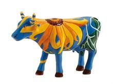 CowParade small Udderly Sunflowers