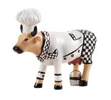 CowParade small Chef Cow