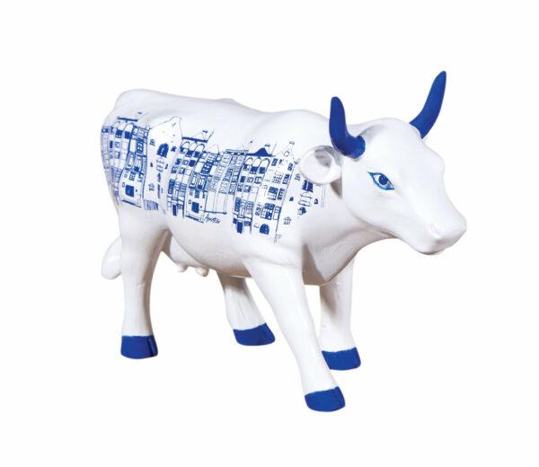Cowparade Amsterdam Cow