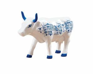 Cowparade Amsterdam Cow 46603