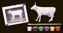 Paint your own Cow mittlere Kuh / CowParade medium - Sammlerkuh zum bemalen