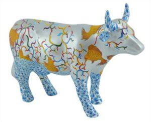 Abundance Cowparade medium - Sammler Kuh 47372