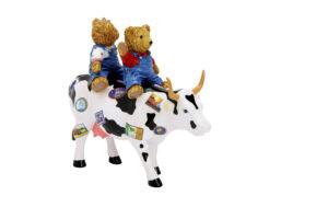 CowParade Teddybears on the Movie - medium