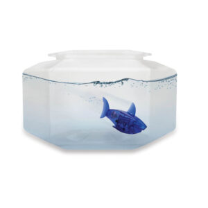 Hexbug Aquabot with Bowl - Roboterfischh mit Aquarium / Wasserbehälter