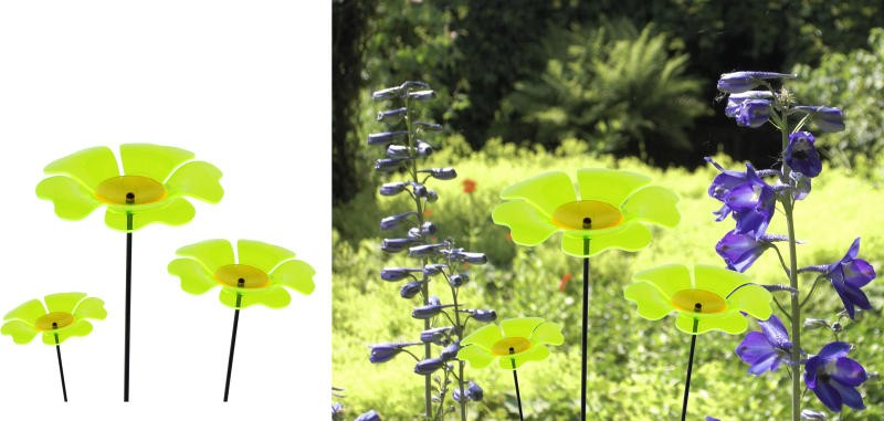 Sonnenfänger aus Acrylglas Mobile Lichtspiel Fensterdeko D: 20 cm