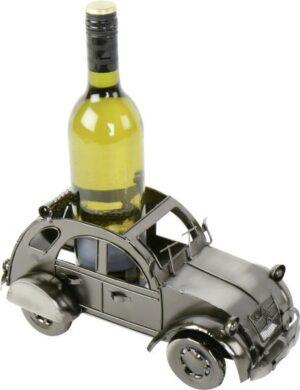 Flaschenhalter Auto Ente 2 CV - Weinflaschenhalter Citroen 2CV - Metall
