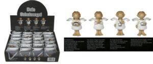 Dein Schutzengel in Tüte mit persönlichen Spruch bedruckt - Poesie Engel