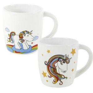 Becher Einhorn Luna Kaffee Tasse 547309-2er