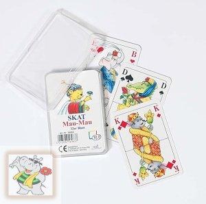 kartenspiele mit mau mau karten