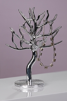 grosser Design Baum - Schmuckständer Kettenständer Uhrenständer