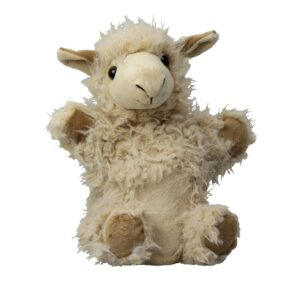 Handpuppe Lama Kuscheltier Alpakas Plüschtier - Schmusetier Kamel - Super Soft Plüsch