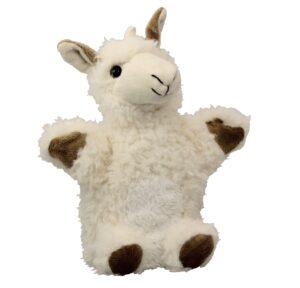 Handpuppe Lama Kuscheltier Alpakas Plüschtier - Schmusetier Kamel
