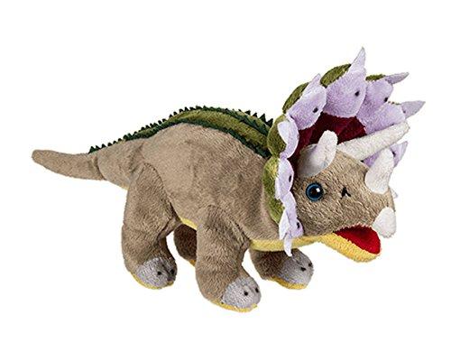 Plüsch Dinosaurier Stofftier Dino Saurier Kuscheltierserie 31cm Brachiosaurus, Stegosaurus, Triceratops, T-Rex 61-6918